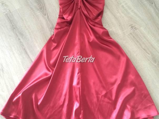 Predám saténové šaty, foto 1 Móda, krása a zdravie, Oblečenie | Tetaberta.sk - bazár, inzercia zadarmo