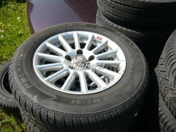 Chrysler kola 215*65*15 alu, foto 1 Auto-moto | Tetaberta.sk - bazár, inzercia zadarmo