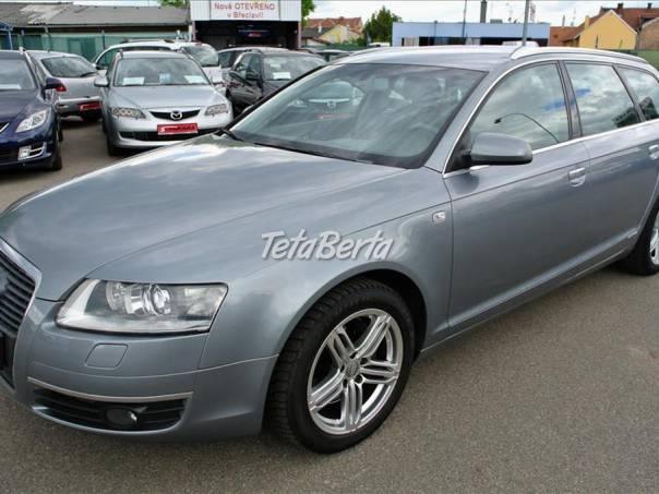 Audi A6 3.0 TDi AUTOMAT QUATTRO*NAVI*XENON VZDUCHOVÝ PODVOZEK, foto 1 Auto-moto, Automobily   Tetaberta.sk - bazár, inzercia zadarmo