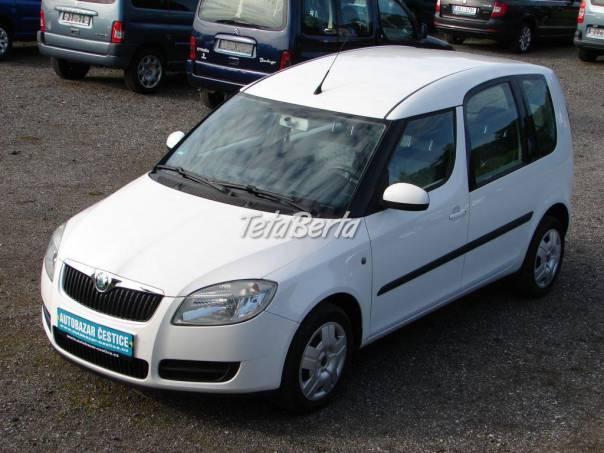 Škoda Roomster 1,4tdi, foto 1 Auto-moto, Automobily | Tetaberta.sk - bazár, inzercia zadarmo