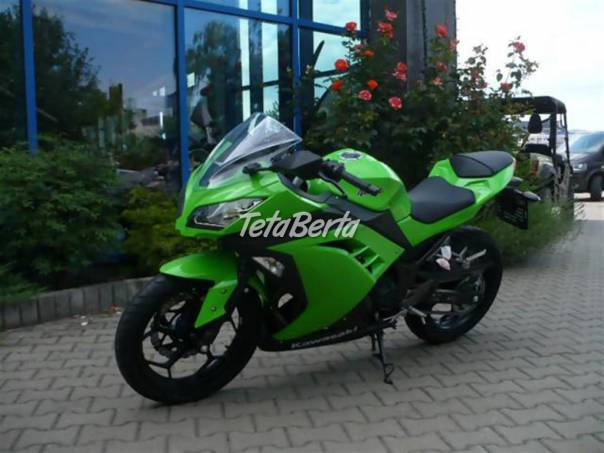 Ninja 300, foto 1 Auto-moto   Tetaberta.sk - bazár, inzercia zadarmo