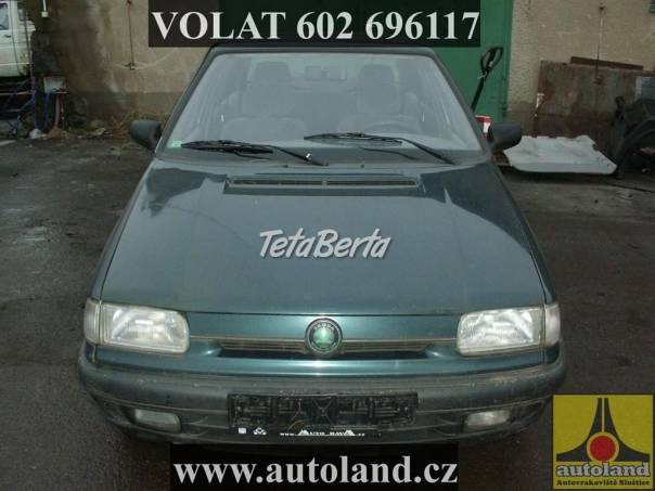 Škoda Felicia 1,3, foto 1 Auto-moto | Tetaberta.sk - bazár, inzercia zadarmo