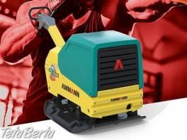 Vibračná doska AMMANN APH 85-95, (ťažká cca 785 kg, hutniaca sila 85 kN) záruka 36 mesiacov , Poľnohospodárske a stavebné stroje, Stavebné stroje  | Tetaberta.sk - bazár, inzercia zadarmo