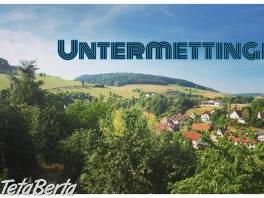 Untermettingen– Opatrovanie priateľskej pan , Práca, Zdravotníctvo a farmácia  | Tetaberta.sk - bazár, inzercia zadarmo