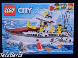 LEGO City Rybárska loďka               , Pre deti, Hračky  | Tetaberta.sk - bazár, inzercia zadarmo