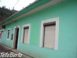 Komerčný objekt v Hronci (obchod/sklad/pohostinstvo/bývanie) , Reality, Kancelárie a obch. priestory  | Tetaberta.sk - bazár, inzercia zadarmo