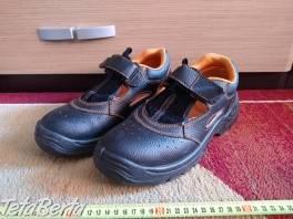 Predám nové pracovné topánky. , Hobby, voľný čas, Ostatné  | Tetaberta.sk - bazár, inzercia zadarmo