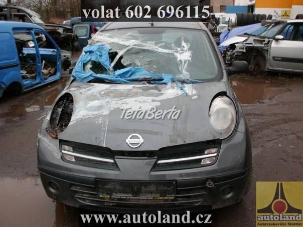 Nissan Micra VOLAT, foto 1 Auto-moto | Tetaberta.sk - bazár, inzercia zadarmo