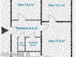 Na predaj 3i byt + loggia, Bratislava Dúbravka, ul Kpt.Rašu , Reality, Byty    Tetaberta.sk - bazár, inzercia zadarmo