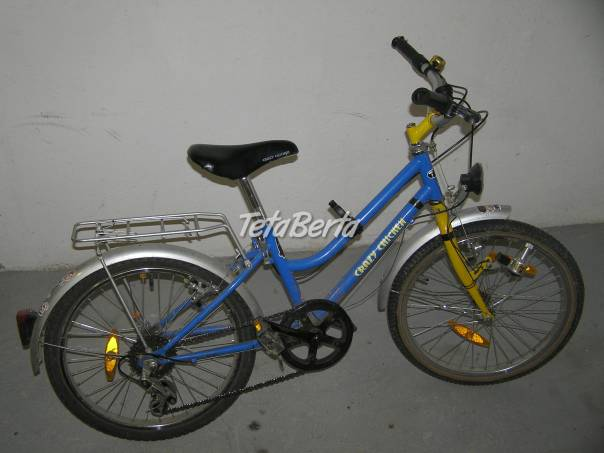 Detský bicykel 20, foto 1 Pre deti, Ostatné | Tetaberta.sk - bazár, inzercia zadarmo