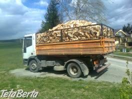 Ponukám štiepané palivové drevo s dovozom , Dom a záhrada, Kúrenie a ohrev  | Tetaberta.sk - bazár, inzercia zadarmo