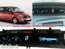 Opravy prístrojovej dosky, displejov Renault scenic, espace Pieštany , Auto-moto, Autoservis  | Tetaberta.sk - bazár, inzercia zadarmo