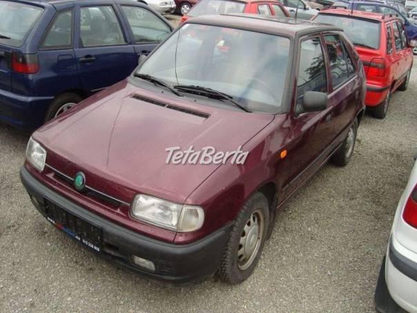 Škoda Felicia 1,9D, foto 1 Auto-moto, Automobily | Tetaberta.sk - bazár, inzercia zadarmo
