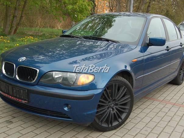 BMW Řada 3 1,8 i - krásný stav, foto 1 Auto-moto, Automobily | Tetaberta.sk - bazár, inzercia zadarmo
