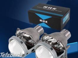 NHK® 3R, G5, H4 Bi-xenon projektory 2ks 3,0
