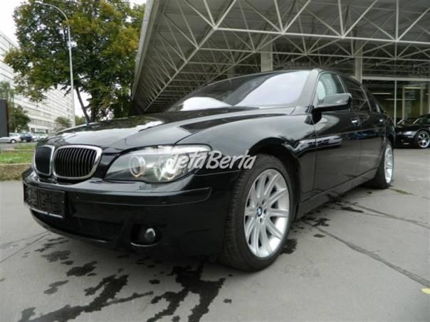BMW Řada 7 750Li TOP STAV,SERVISOVÁNO, foto 1 Auto-moto, Automobily | Tetaberta.sk - bazár, inzercia zadarmo