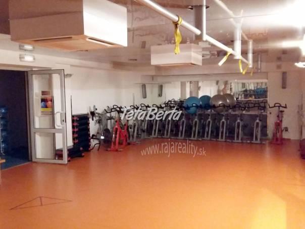 Zariadené fitnes centrum, foto 1 Reality, Kancelárie a obch. priestory | Tetaberta.sk - bazár, inzercia zadarmo