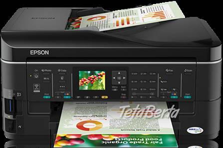 EPSON Stylus BX 625 FWD., foto 1 Elektro, Tlačiarne, skenery, monitory | Tetaberta.sk - bazár, inzercia zadarmo