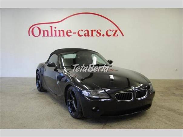 BMW Z4 3.0 i Roadster 170kW, foto 1 Auto-moto, Automobily | Tetaberta.sk - bazár, inzercia zadarmo
