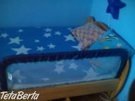 Zábrana na posteľ  , Pre deti, Detský nábytok  | Tetaberta.sk - bazár, inzercia zadarmo