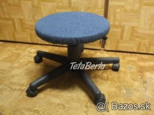 Predám otočnú stoličku. , foto 1 Dom a záhrada, Záhradný nábytok, dekorácie | Tetaberta.sk - bazár, inzercia zadarmo