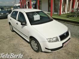 Škoda Fabia 1,4 sedan,koupCZ,1.maj , Auto-moto, Automobily  | Tetaberta.sk - bazár, inzercia zadarmo