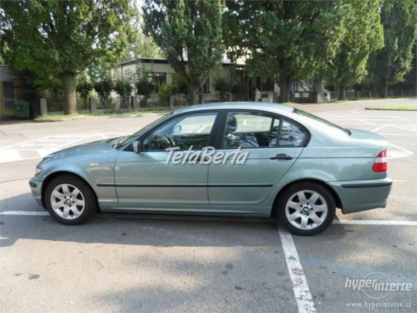 BMW Řada 3 316i Facelift Mod 2005 Klima PDC Navi, foto 1 Auto-moto, Automobily   Tetaberta.sk - bazár, inzercia zadarmo