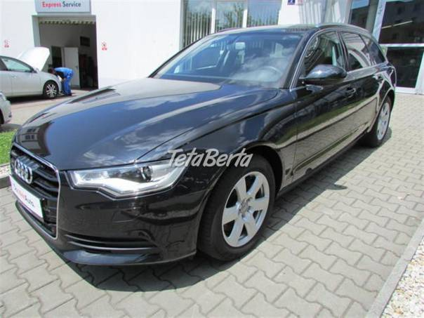 Audi A6 3.0 TDI quattro S tronic, foto 1 Auto-moto, Automobily | Tetaberta.sk - bazár, inzercia zadarmo