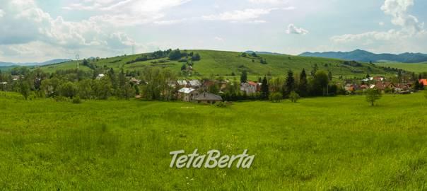 EXKLUZÍVNE na predaj slnečný pozemok v obci Konská, foto 1 Reality, Pozemky   Tetaberta.sk - bazár, inzercia zadarmo