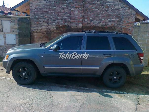 Jeep Grand Cherokee LIMITED, TOP STAV., foto 1 Auto-moto, Automobily | Tetaberta.sk - bazár, inzercia zadarmo