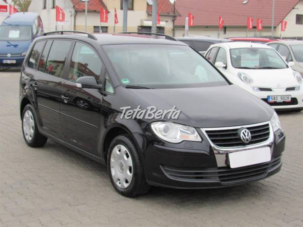 Volkswagen Touran  2,0 TDi, Serv.kniha, foto 1 Auto-moto, Automobily | Tetaberta.sk - bazár, inzercia zadarmo