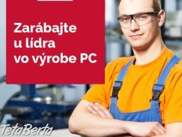 Získajte prácu ako operátor výroby v  ČR!  , Práca, Ostatné  | Tetaberta.sk - bazár, inzercia zadarmo
