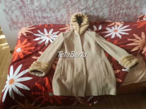 Zimný kabát, foto 1 Móda, krása a zdravie, Oblečenie | Tetaberta.sk - bazár, inzercia zadarmo