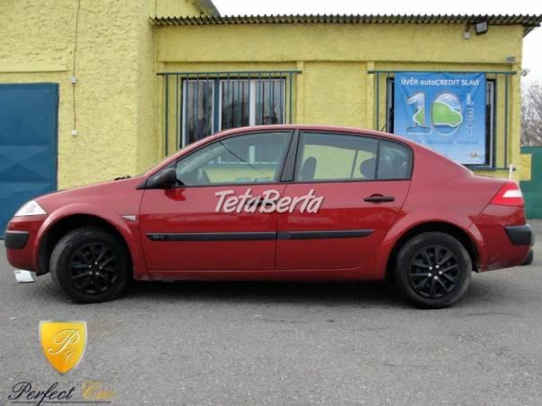 Renault Mégane 1.4 16 V, foto 1 Auto-moto, Automobily | Tetaberta.sk - bazár, inzercia zadarmo