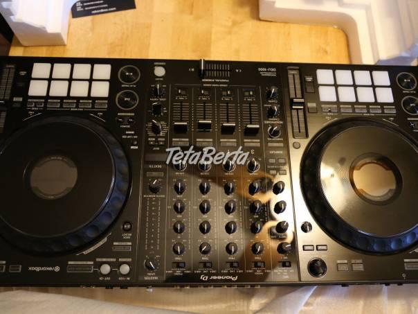 Na predaj Zbrusu nový DJ Pioneer DJ DDJ-1000 4-kanálový profesionálny DJ ovládač pre rek, foto 1 Hobby, voľný čas, Film, hudba a knihy   Tetaberta.sk - bazár, inzercia zadarmo