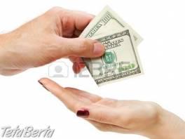 Nabídka půjčky s jistotou (BKR bez problémů) , Obchod a služby, Stroje a zariadenia  | Tetaberta.sk - bazár, inzercia zadarmo
