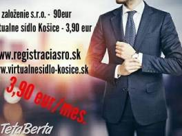 Založenie s.r.o., Virtuálne sídlo , Obchod a služby, Spoločnosti na predaj  | Tetaberta.sk - bazár, inzercia zadarmo