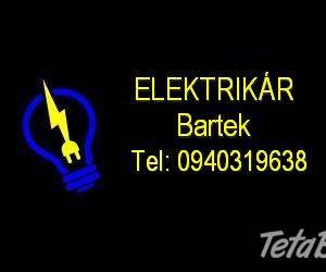 Elektrikár Bratislava a okolie - poruchová služba, foto 1 Hobby, voľný čas, Šport a cestovanie | Tetaberta.sk - bazár, inzercia zadarmo