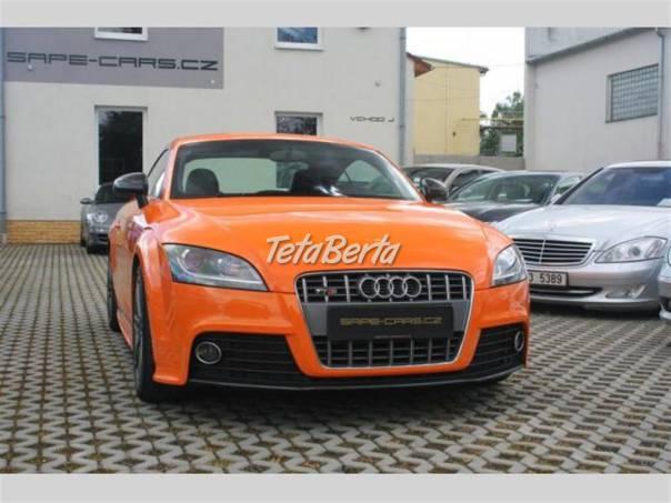 Audi TT S 2.0 TFSI S-Tronic quattro, ZÁRUKA, foto 1 Auto-moto, Automobily | Tetaberta.sk - bazár, inzercia zadarmo