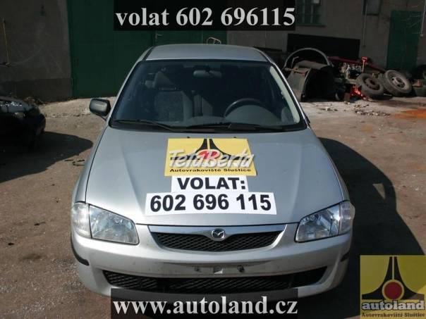 Mazda 323 1,5, foto 1 Auto-moto | Tetaberta.sk - bazár, inzercia zadarmo