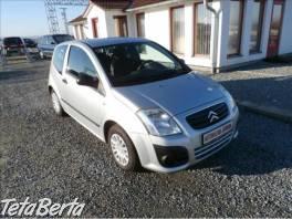 Citroën C2 1,1 i klimatizace, serviska , Auto-moto, Automobily  | Tetaberta.sk - bazár, inzercia zadarmo