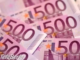 POŽIČKY SI AŽ DO 100000 EUR