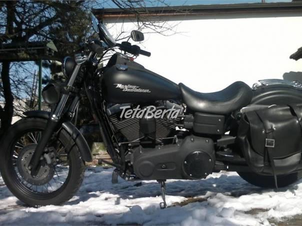 Harley-Davidson Dyna Street Bob , foto 1 Auto-moto | Tetaberta.sk - bazár, inzercia zadarmo