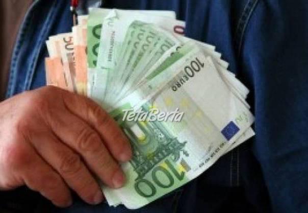 Ponuka pôžičky, foto 1 Auto-moto, Autoservis   Tetaberta.sk - bazár, inzercia zadarmo