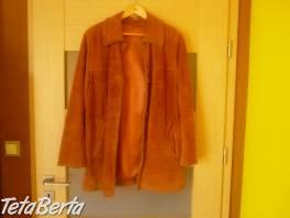 Predám úplne nový jelenicový kabát  , Móda, krása a zdravie, Oblečenie  | Tetaberta.sk - bazár, inzercia zadarmo