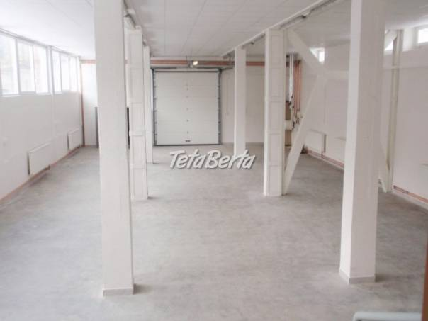 RE0103362 Komerčné / Výrobné priestory (Prenájom), foto 1 Reality, Ostatné | Tetaberta.sk - bazár, inzercia zadarmo