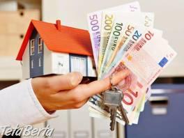 Financovanie a ponuka úverov vážnym súkromným osobám , Obchod a služby, Financie    Tetaberta.sk - bazár, inzercia zadarmo