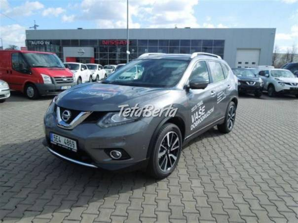 Nissan X-Trail Tekna 1,6 DCi 96 kW, foto 1 Auto-moto, Automobily | Tetaberta.sk - bazár, inzercia zadarmo