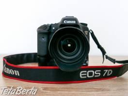 Canon7D , Elektro, Foto  | Tetaberta.sk - bazár, inzercia zadarmo