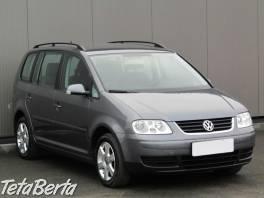 Volkswagen Touran  1.9 TDi, Serv.kniha , Auto-moto, Automobily  | Tetaberta.sk - bazár, inzercia zadarmo